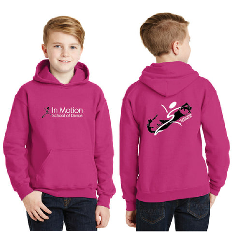Child Pink Sweatshirt