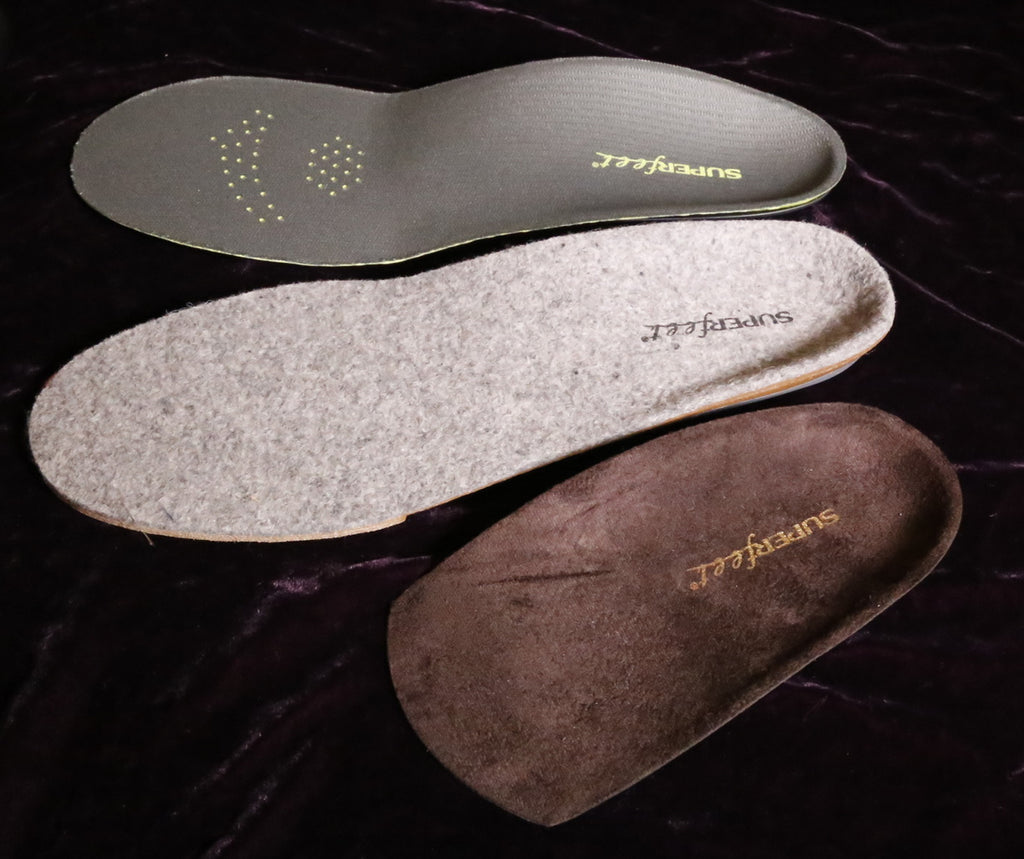 The Greatest Thing Since Sliced Bread - Superfeet And Other Luxury Insoles