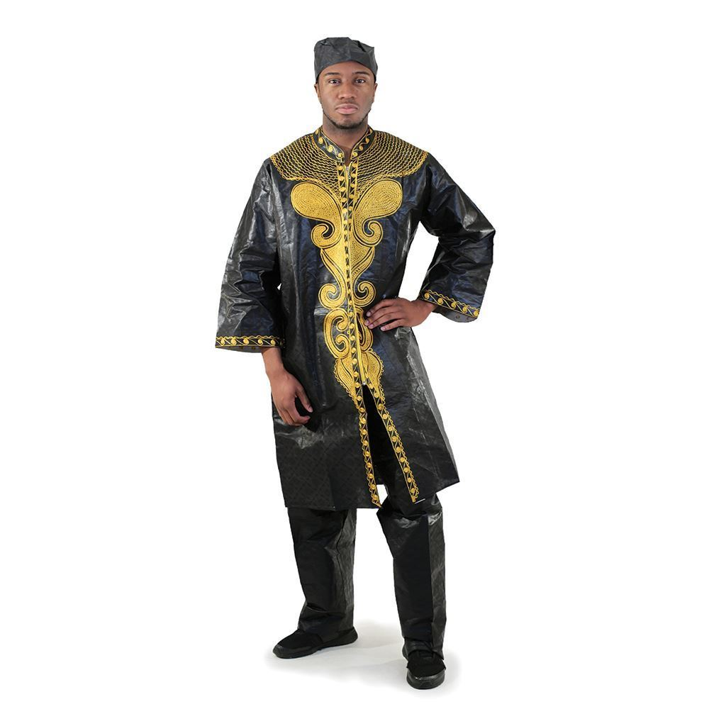 Elegant Men's African Set