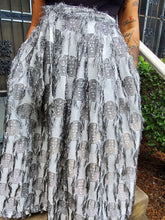Load image into Gallery viewer, Couture Eyelash Ball Skirt