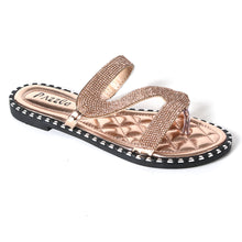 Load image into Gallery viewer, Razzle Dazzle Thong Sandal
