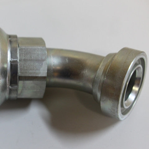 Push To Connect Fittings >> (6000 psi) Caterpillar™ Interchange Flange (Straight, 45 ...
