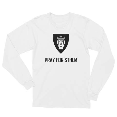 PRAY LIGHT Unisex Long Sleeve T-Shirt