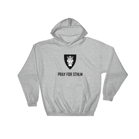 PRAY LIGHT Hooded Sweatshirt