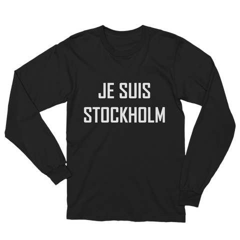 JE SUISUnisex Long Sleeve T-Shirt