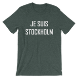 JE SUIS short sleeve t-shirt