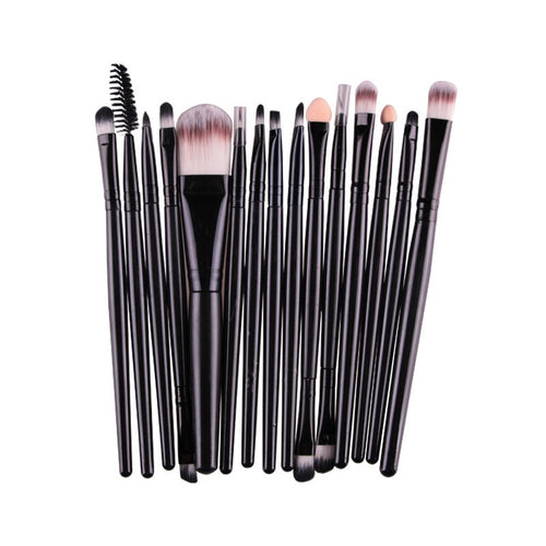 15 Pcs Professional Cosmetic Makeup