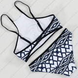 Low Waist Push Up Swimsuit