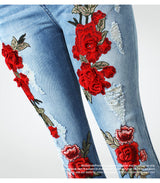 Alexis Rose Jeans