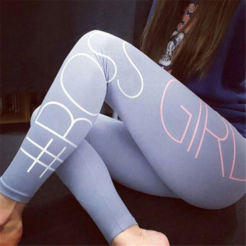 BOSS GIRL Leggings
