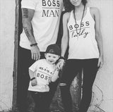 Boss Family T-shirt