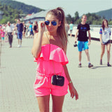 Casual Loose Pink
