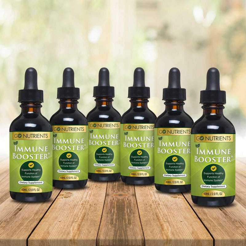 Immune Booster 6 Pack