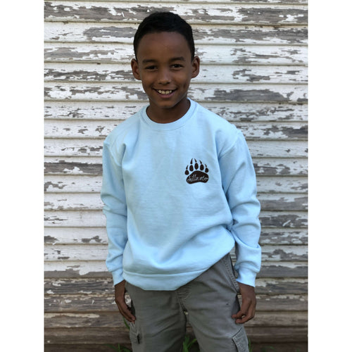 YOUTH Sweatshirt Comfort Color - Riverside Grizzly