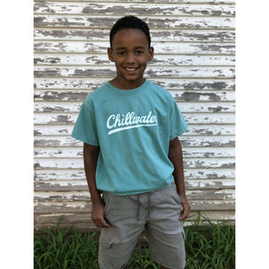 YOUTH Short Sleeve T-Shirt Comfort Color - Vintage Chill; Multiple Colors