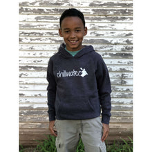YOUTH Hoodie Super Soft Sweatshirt - Classic Kayak