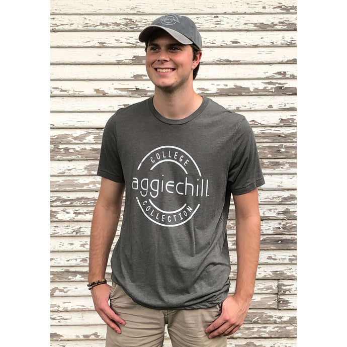 Short Sleeve T-Shirt Super Soft - Aggiechill