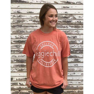 Short Sleeve T-Shirt Comfort Color - Aggiechill