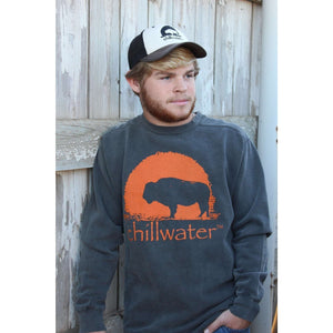 Comfort Color Sweatshirt - Buffalo