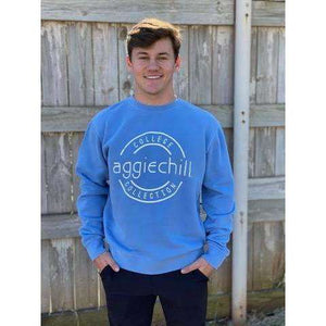 NEW Sweatshirt Comfort Stretch - Aggiechill