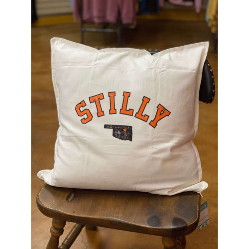 Throw Pillow - Stilly