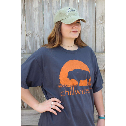 Short Sleeve T-Shirt Comfort Color - Buffalo