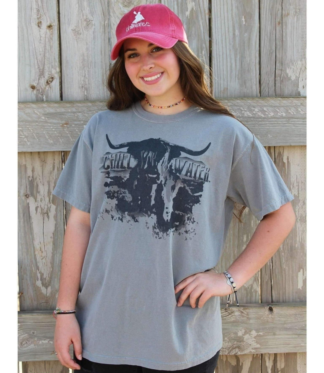 Short Sleeve T-Shirt Comfort Color - Highlander
