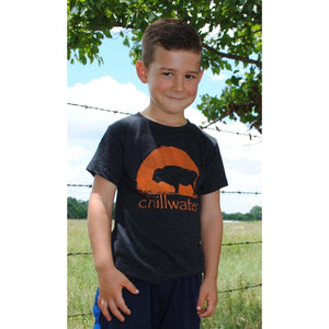YOUTH Short Sleeve T-Shirt Super Soft - Buffalo; Multiple Colors