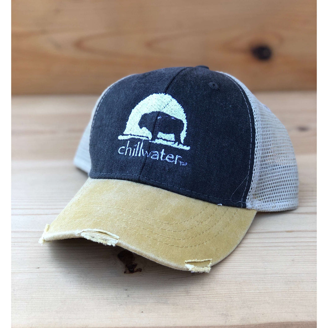 Trucker Cap Mesh Back - Buffalo
