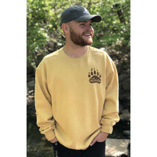 Sweatshirt Comfort Color - Riverside Grizzly; Multiple Colors