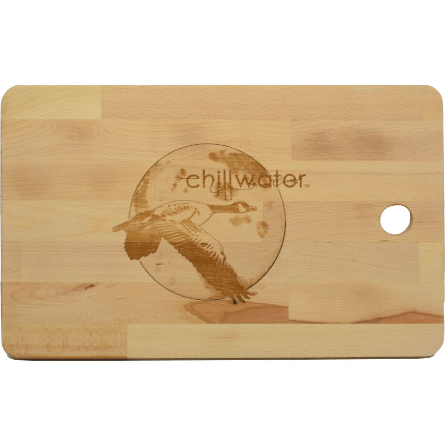 Extra Large Cutting Board - Chillwater Night Flight