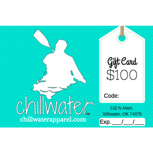 Gift Cards - Chillwater Apparel & Gifts