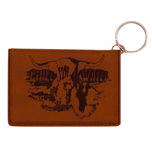 Keychain Leather Wallet - Highlander