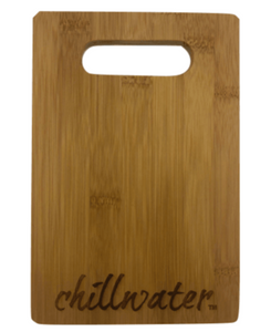 Small Cutting Board - Chillwater Riverside Grizzly