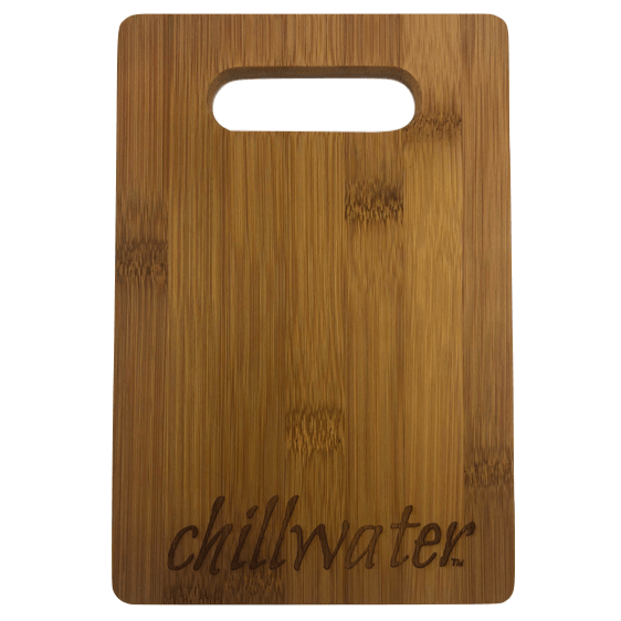 Small Cutting Board - Chillwater Jim Tom