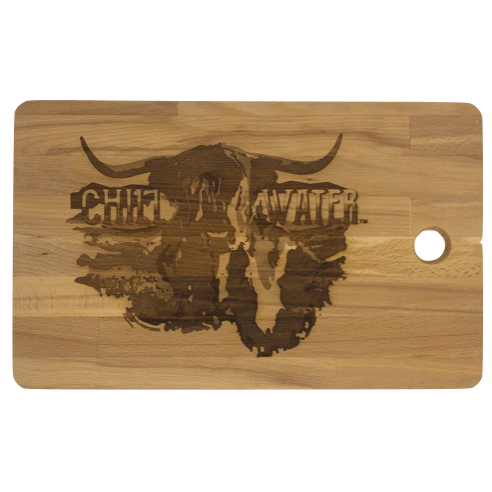 Extra Large Cutting Board - Chillwater Highlander