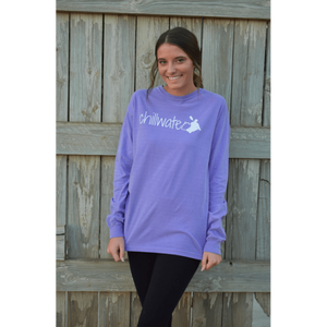 Long Sleeve T-Shirt Comfort Color - Classic Kayak; Multiple Colors