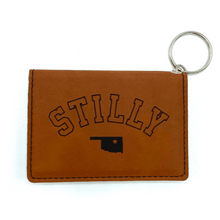 Keychain Leather Wallet - Stilly