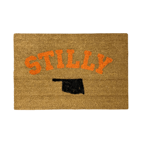 Oversized Door Mat - Stilly