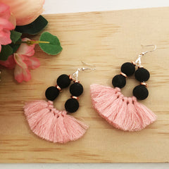 Claudia Tassel Earrings