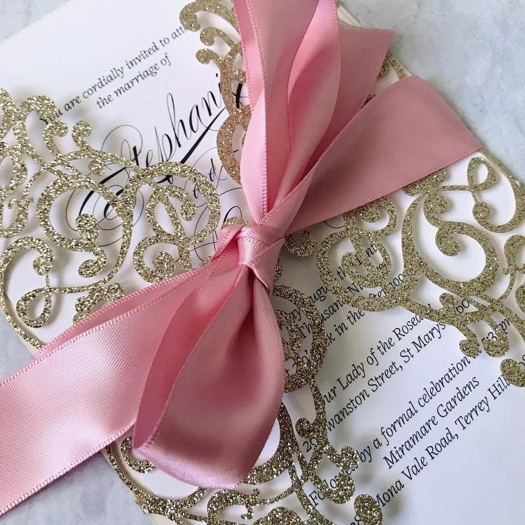 Sparkle Invitations