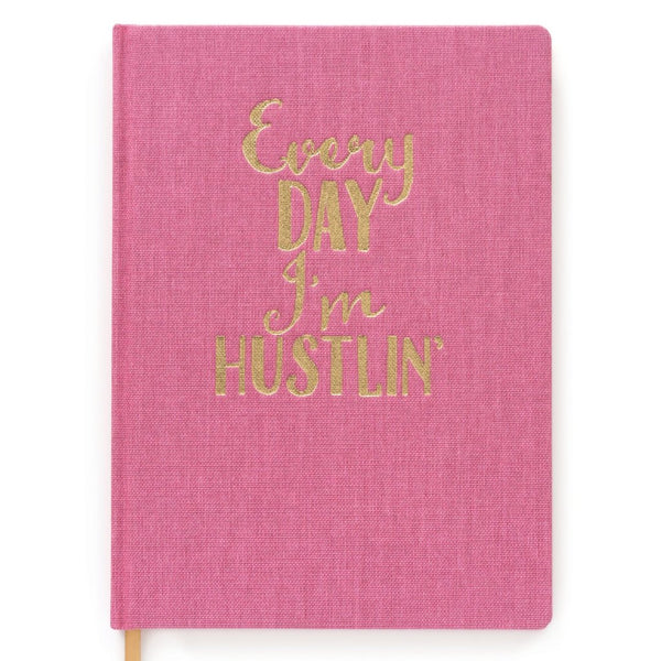 Designworks | Everyday Hustle  XL Journal | Shut the Front Door