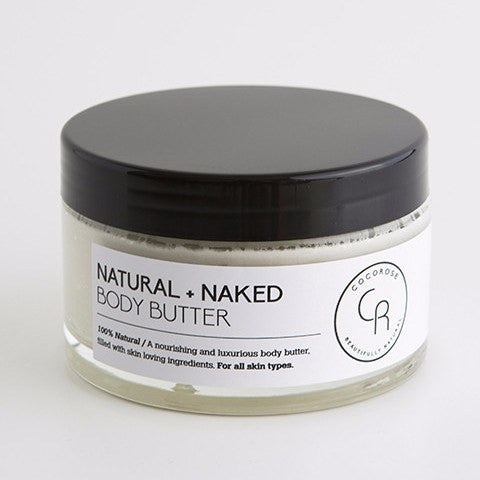 COCOROSE | Body Butter Naked + Natural | Shut the Front Door