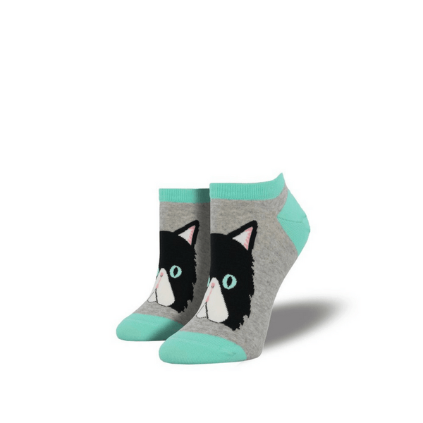 Socksmith | Socksmith Womens Purrectly Persian Socks | Shut the Front Door