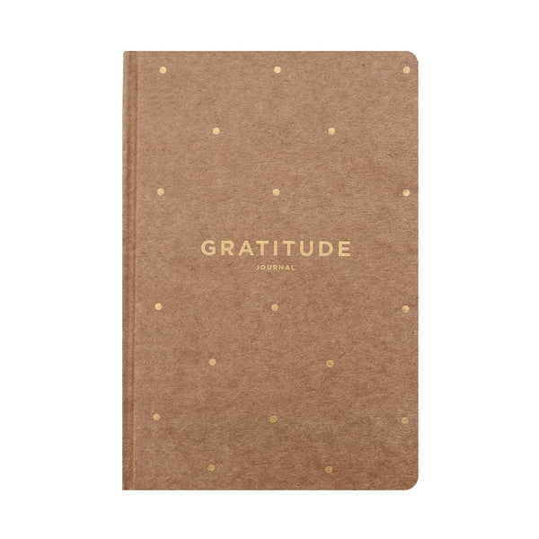 Frank | Gratitude Journal KRAFT | Shut the Front Door