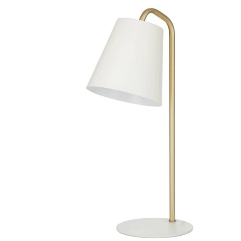 carson desk lamp in ivory lamps and lights lighting nz shut