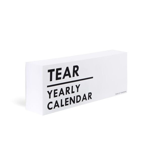 Made of Tomorrow | Perpetual Calendar Tear | Shut the Front Door