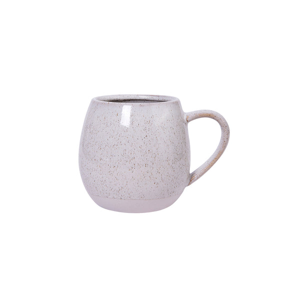 Toshi Mug White Smoke