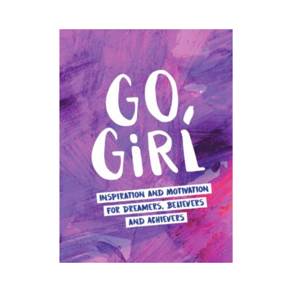 Summersdale Publishers | Go Girl Book | Shut the Front Door