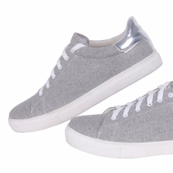 eb & ive | Zermat Sneaker 39/8 Grey | Shut the Front Door